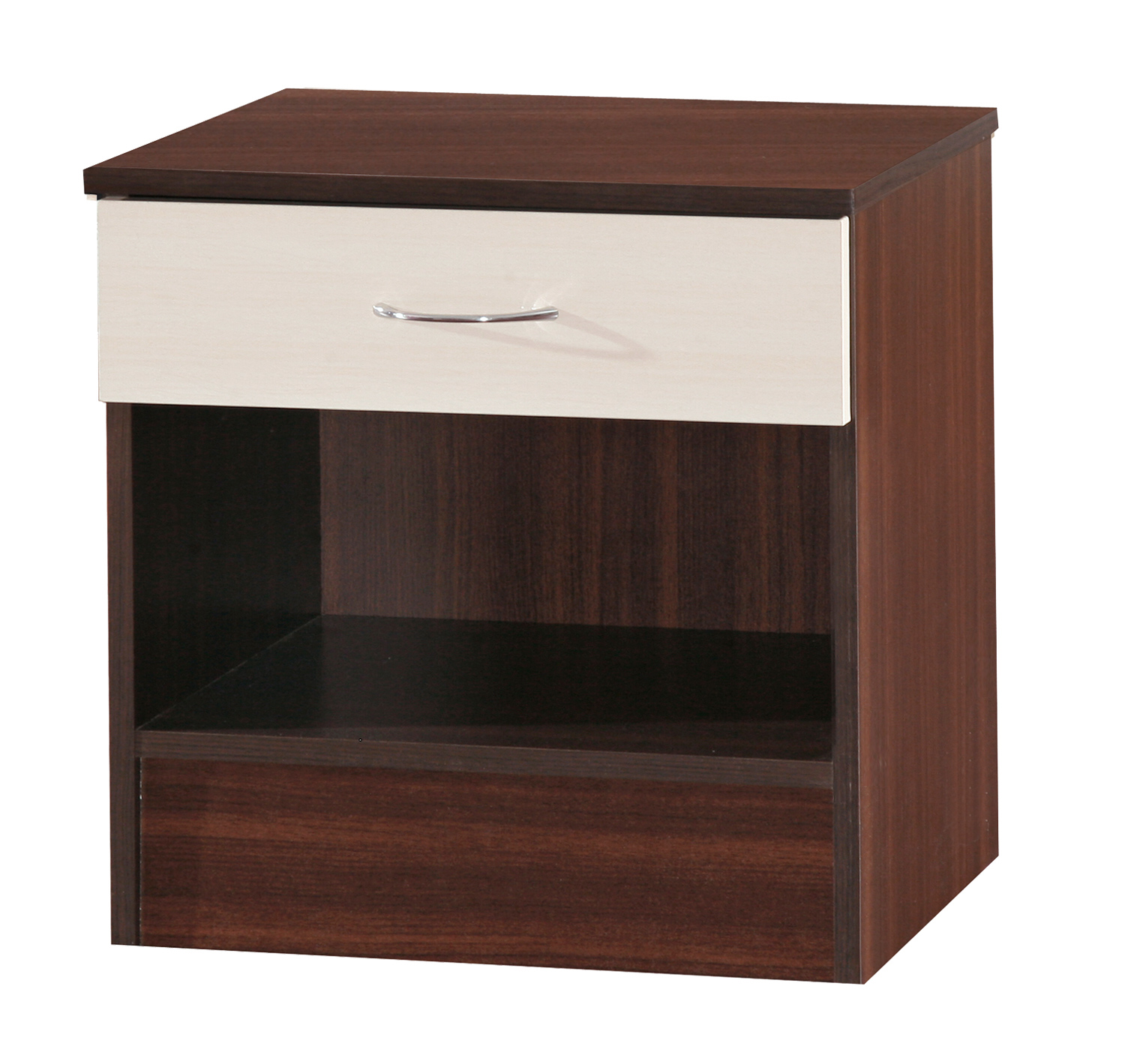 Picture of Alpha 1 Drawer Bedside Cabinet