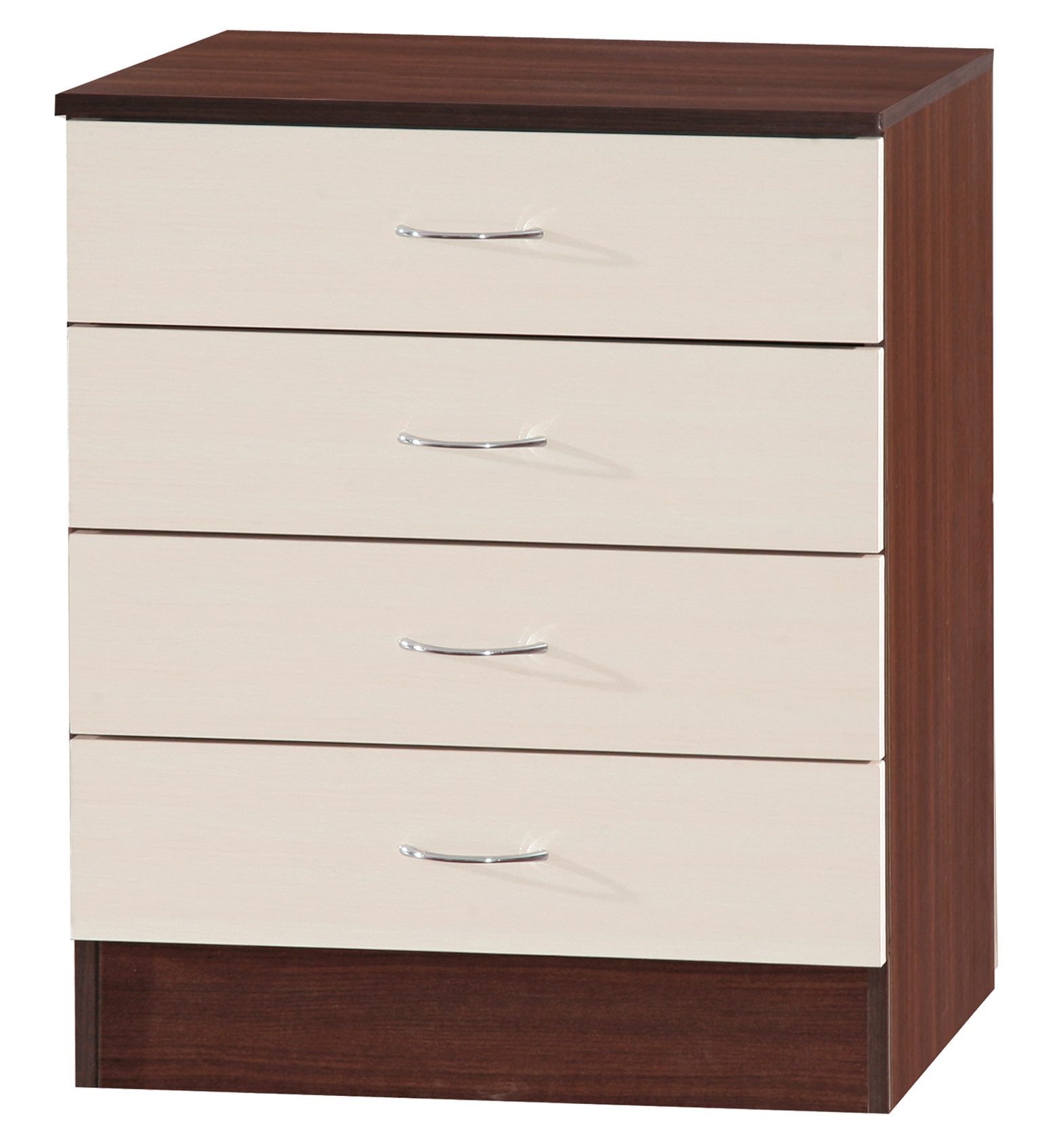 Picture of Alpha Chest of 4 Drawers