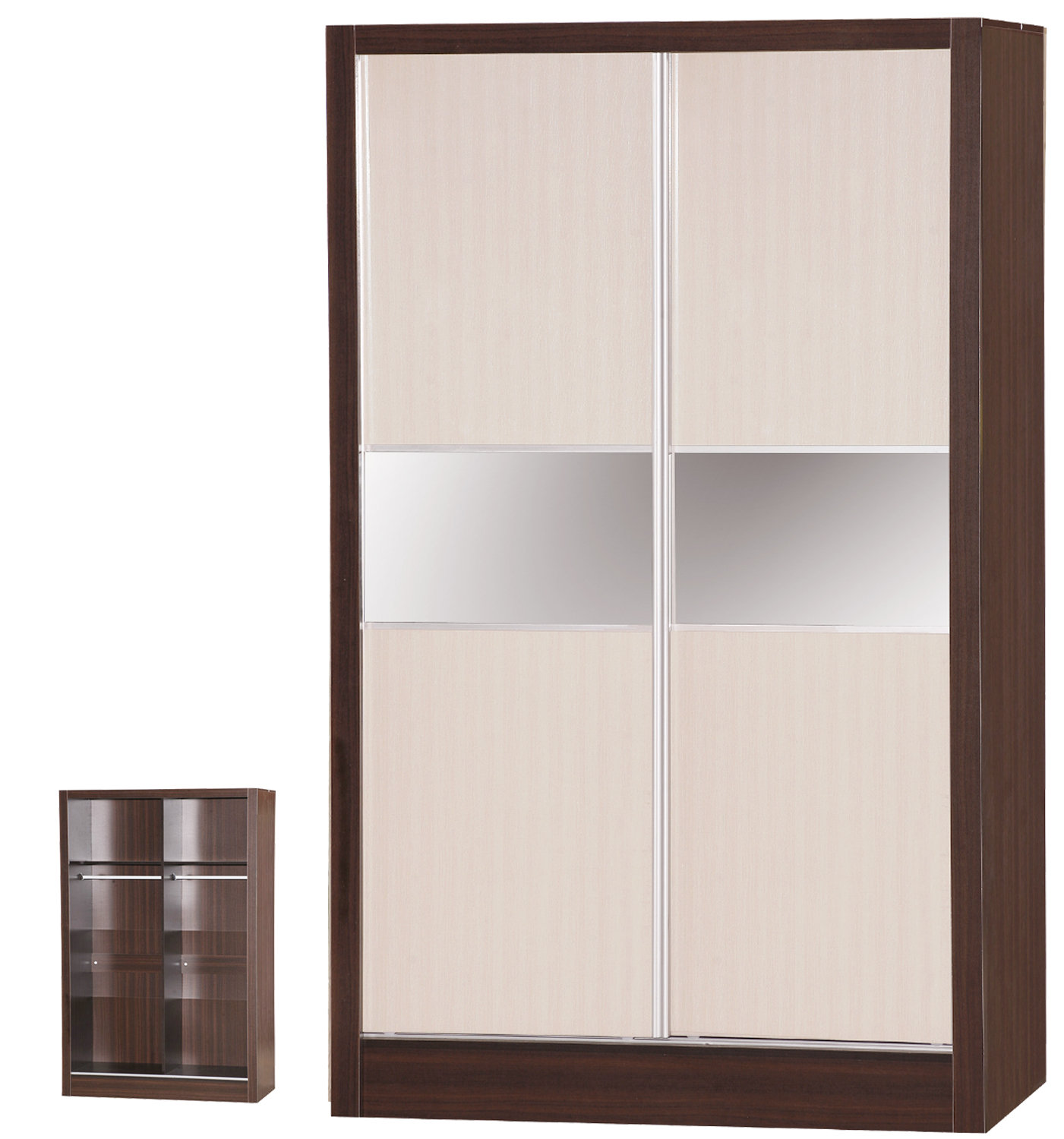 Picture of Two Door Sliding Wardrobes