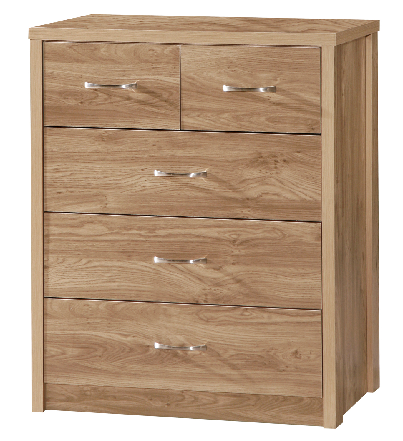 Picture of Holland Oak Chest of Drawers