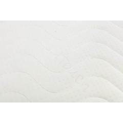 "4ft EuroMEM 5"" Reflex Foam + 1"" Memory Foam Roll Up 6"" Mattress"