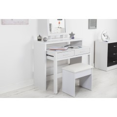 Nexus White Console Table