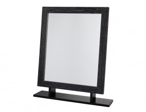 Marina Black Ash Freestanding Mirror